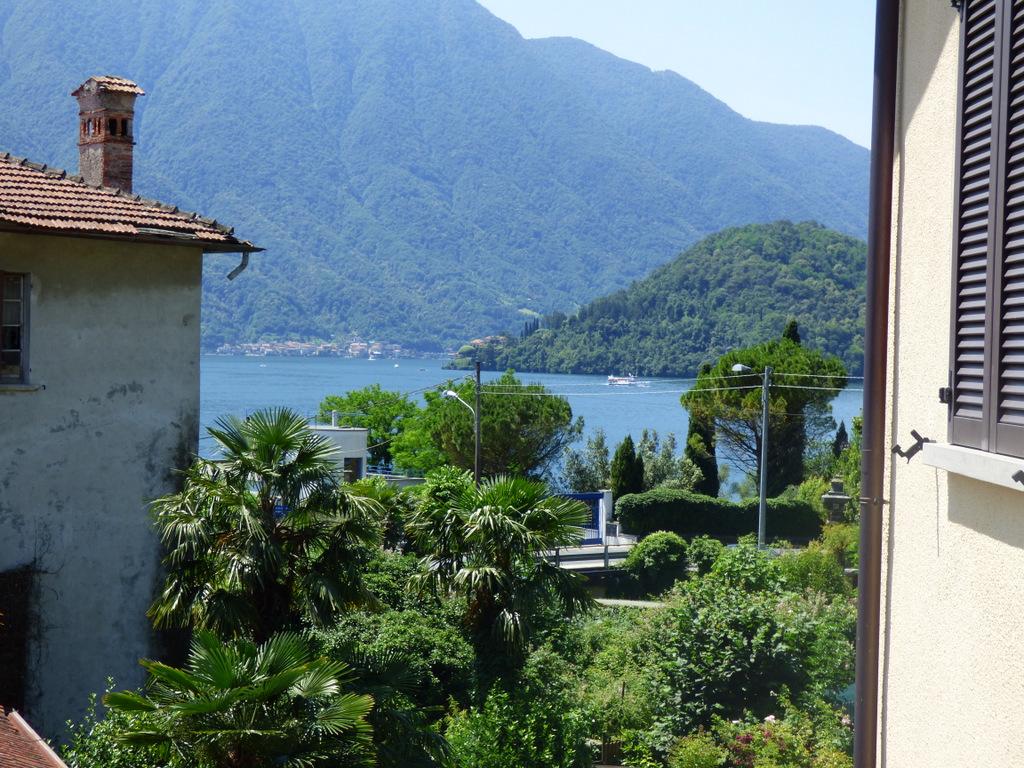 Casa d'epoca Tremezzina con giardino e vista lago