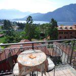 Tremezzina con balcone e vista lago