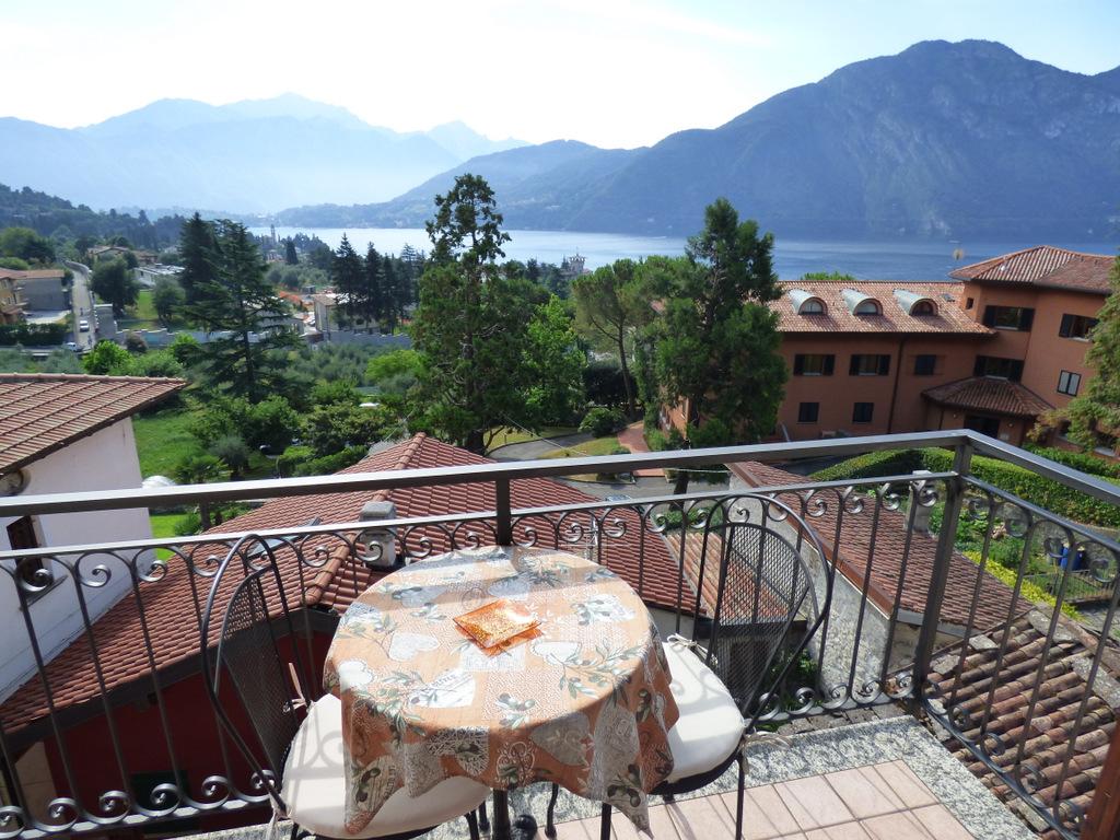 Appartamento Tremezzina con balcone e vista lago