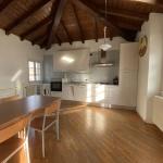 Domaso Casa in Sasso con Terrazzo - cucina