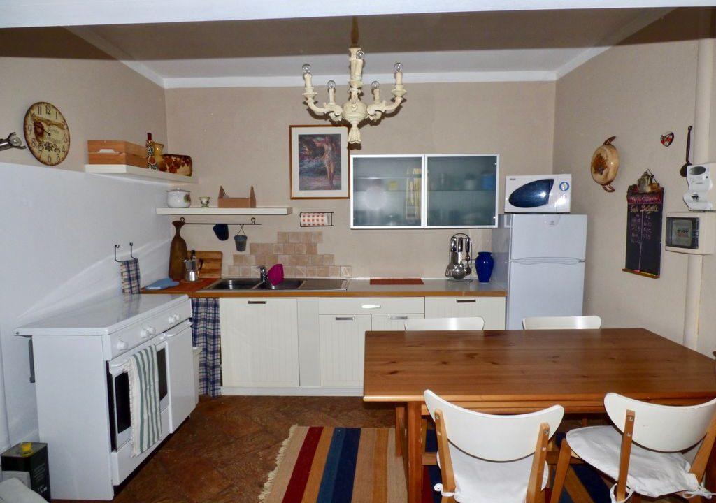 Casa Gravedona ed Uniti - cucina
