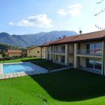 piscina - Lago Como