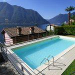Villetta Tremezzina con piscina e giardino