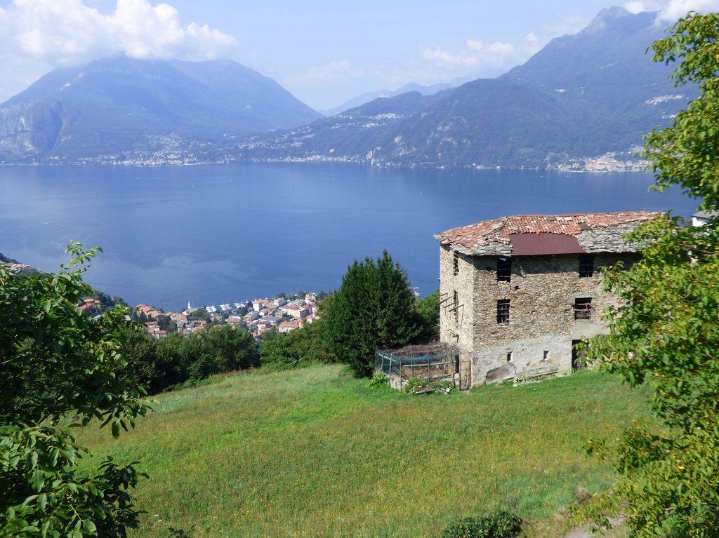 Rustico Indipendente Bellano Vista Lago Como