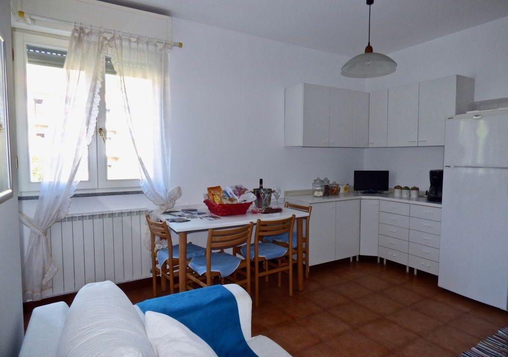 Appartamento Gravedona ed Uniti - soggiorno e cucina