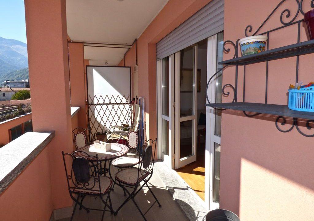 Gravedona ed Uniti Appartamento con terrazzo