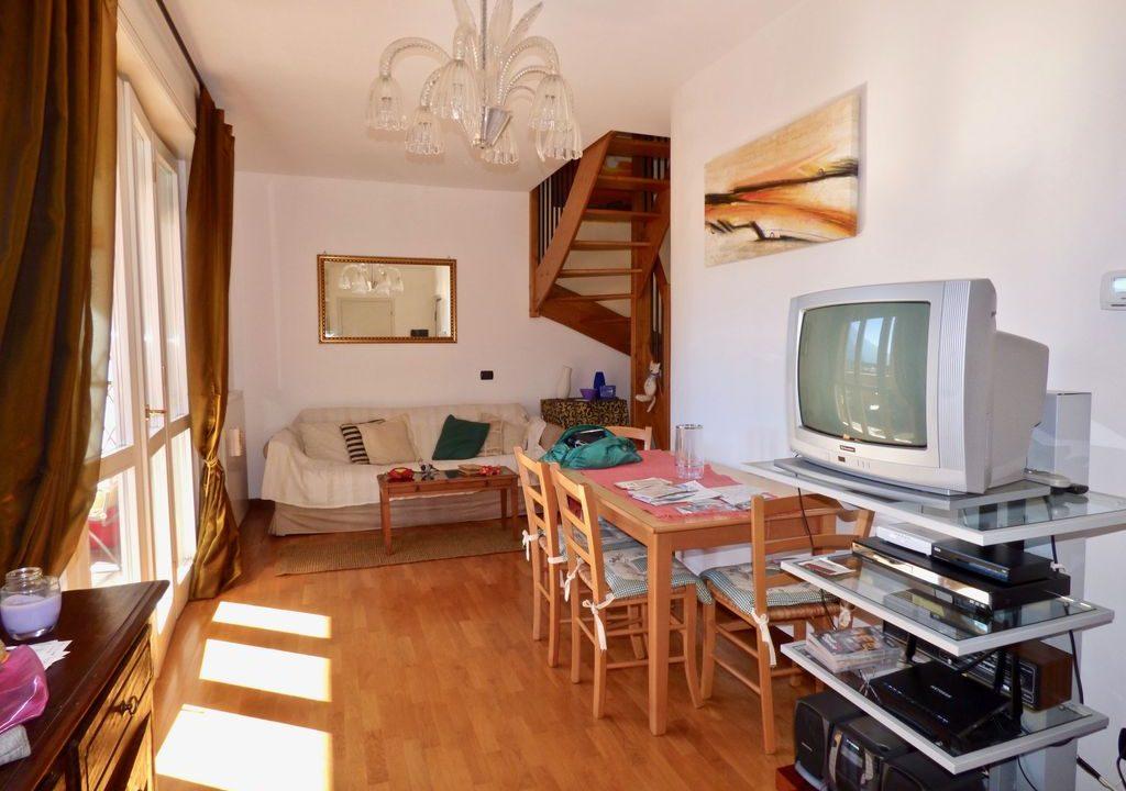Gravedona ed Uniti Appartamento - soggiorno