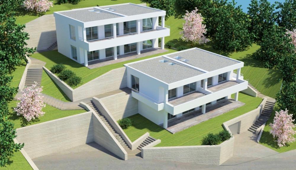Appartamenti Vercana Lago Como di sole 6 unità
