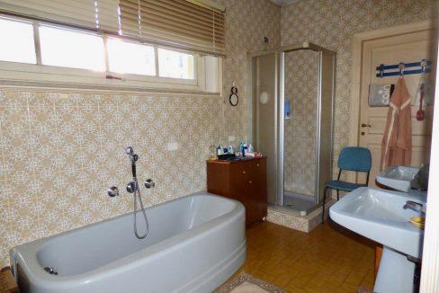 Gravedona ed Uniti Villa - bagno con vasca