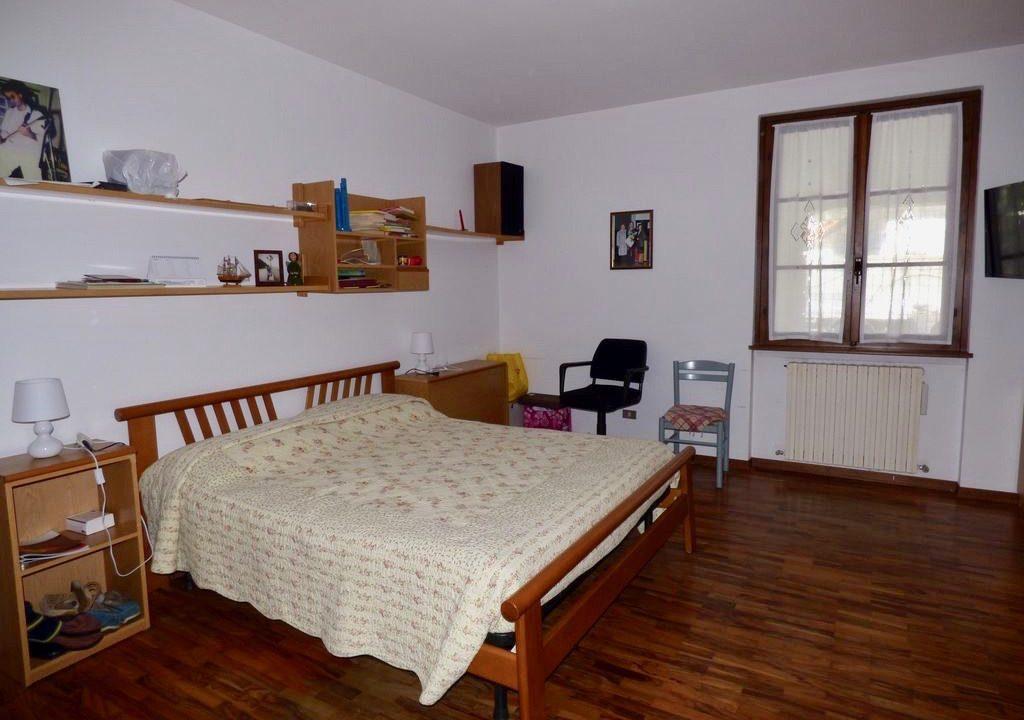 Villa Indipendente Gravedona ed Uniti - camera da letto