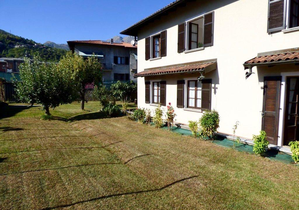 Villa Indipendente Gravedona ed Uniti soleggiata