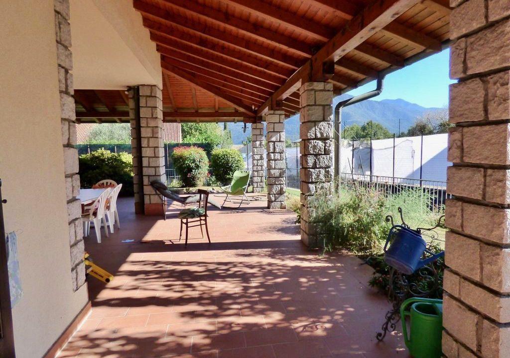 Villa Indipendente Gravedona ed Uniti Porticato