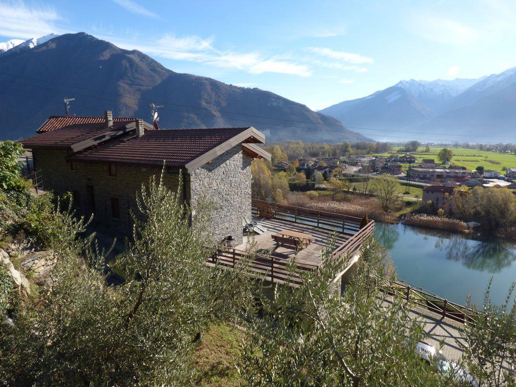 Lago Como Sorico Appartamenti con Garage