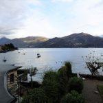 Vista fronte lago Menaggio - appartamento