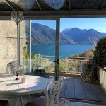 Cremia Casa con Giardino e bella vista lago