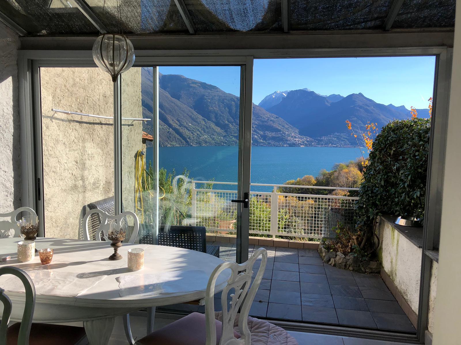 Cremia Casa con Giardino e Vista Lago di Como