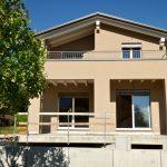 Villa Indipendente Dongo Lago Como con Giardino con garage