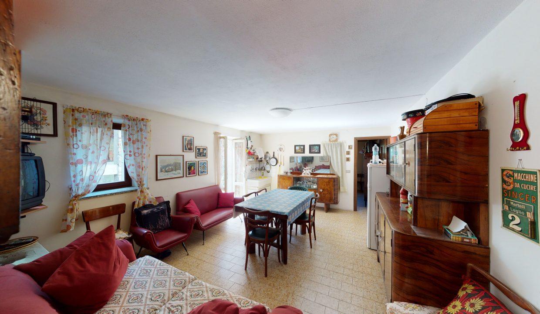 Casa Gravedona ed Uniti Lago Como - soggiorno