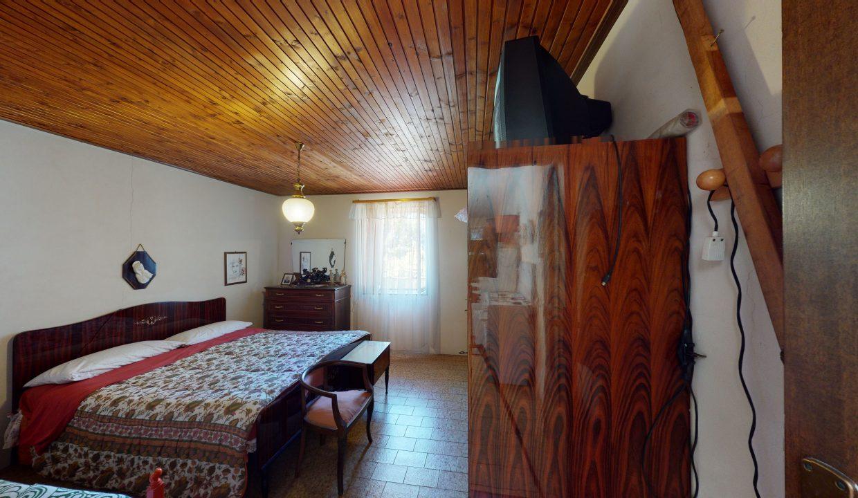 Casa Gravedona ed Uniti Lago Como - camera