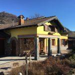 Castiglione D'Intelvi Villa con giardino, piscina