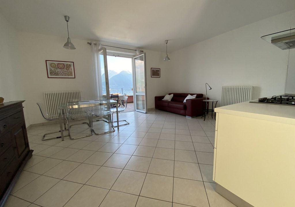 San Siro appartamento con piscina e terrazzo - soggiorno