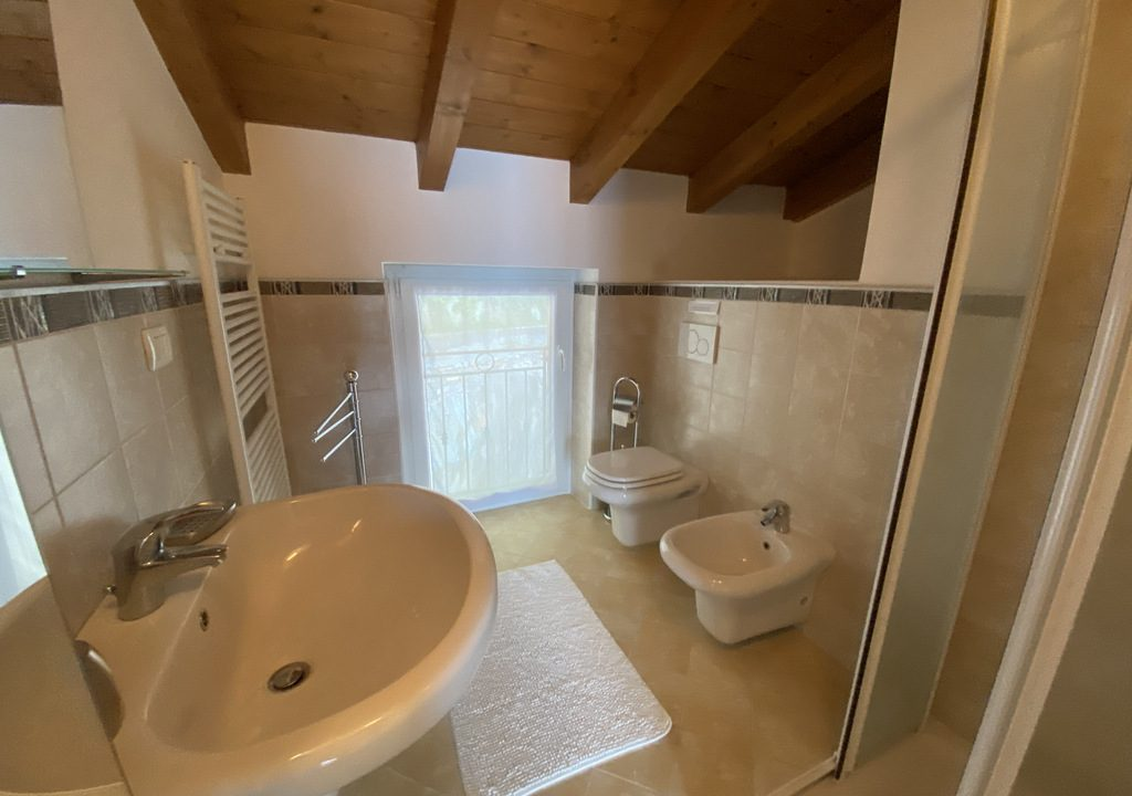 San Siro appartamento con piscina e terrazzo - bagno
