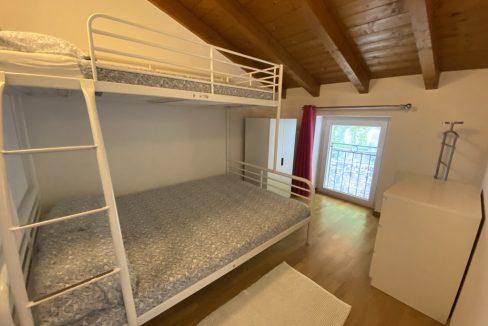 San Siro appartamento con piscina e terrazzo - camera