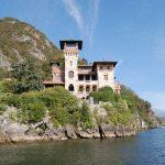 Villa La Gaeta - San Siro Lago di Como fronte lago