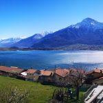 Lago Como Domaso Residence soleggiata