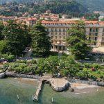Lago Como Menaggio Appartamento Fronte Lago con piscina