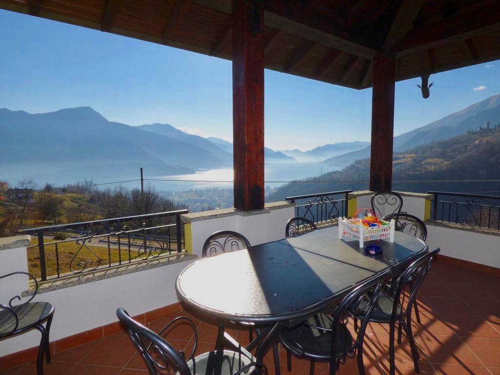 Villa Indipendente Gravedona ed Uniti con Vista Lago