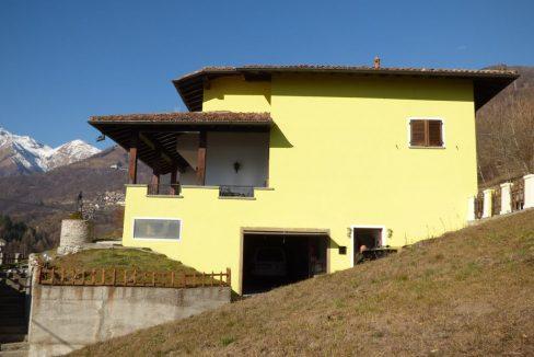 Villa Indipendente Gravedona ed Uniti - esterni