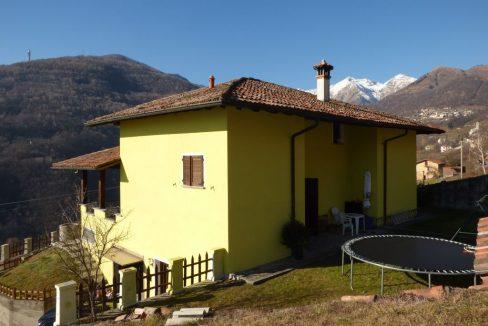 Villa Indipendente Gravedona ed Uniti composta da due appartamenti