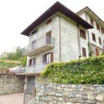 Casa Indipendente Sorico Lago Como con Terreno balcone