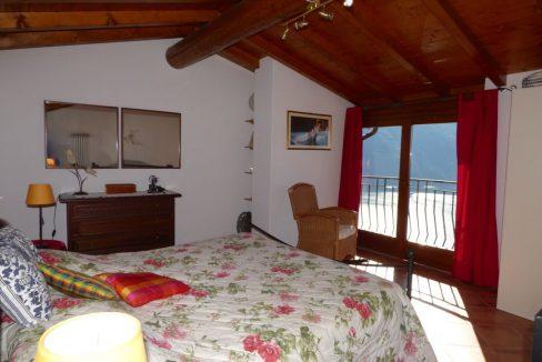 San Siro Rustico Ristrutturato con Vista Lago - camera