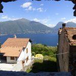 Appartamento San Siro Lago Como con Balcone bellissima vista lago