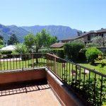 Terrazzo e giardino - Mezzegra