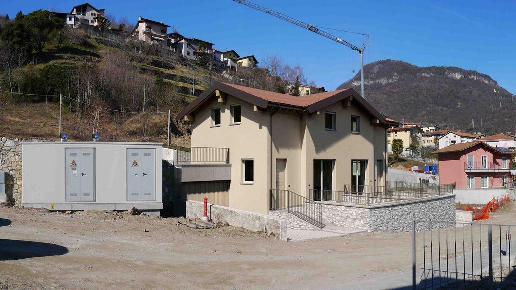 Villette con Giardino Gravedona ed Uniti Lago Como