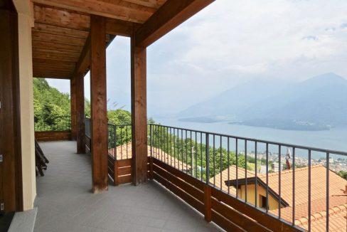 Appartamento Gravedona ed Uniti con Vista Lago - posizione soleggiata