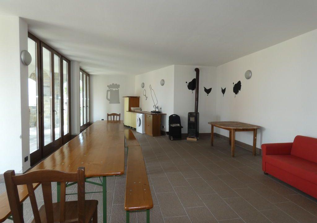 Appartamento Gravedona ed Uniti con Vista Lago - locale hobby