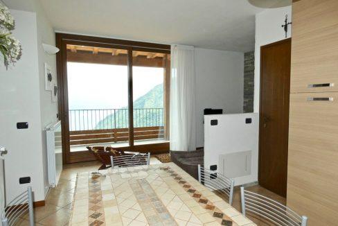 Appartamento Gravedona ed Uniti con Vista Lago - ascensore