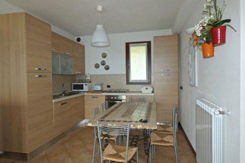 Appartamento Gravedona ed Uniti con Vista Lago - cucina abitabile