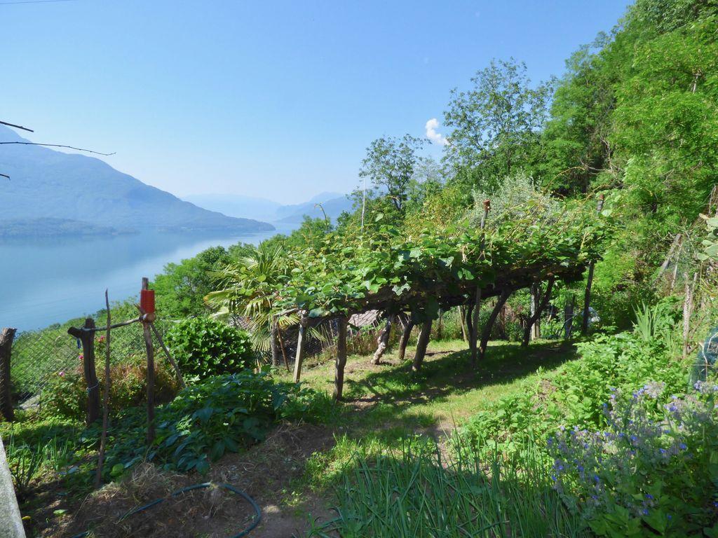 Casa Gera Lario con Terreno e Vista Lago di Como