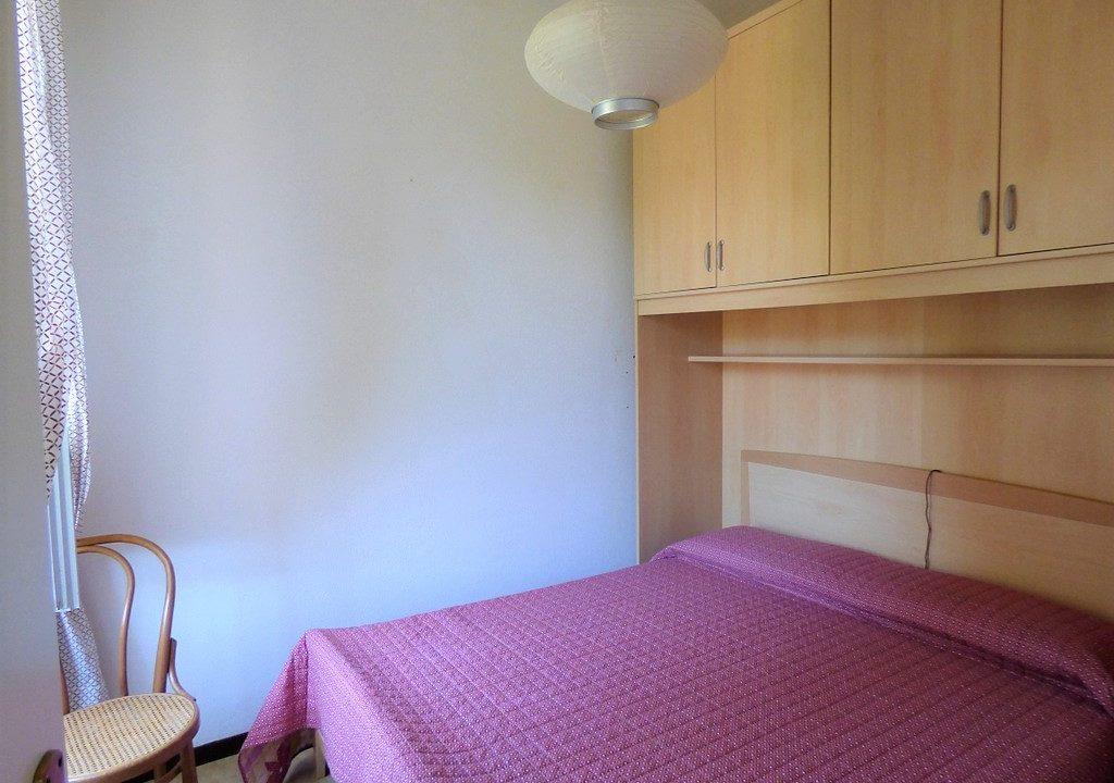 Appartamento Tremezzo in villa - camera da letto