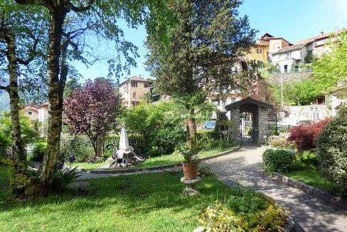 Rid. Appartamento Tremezzo in villa