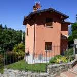 Casa Griante con terrazzo e giardino