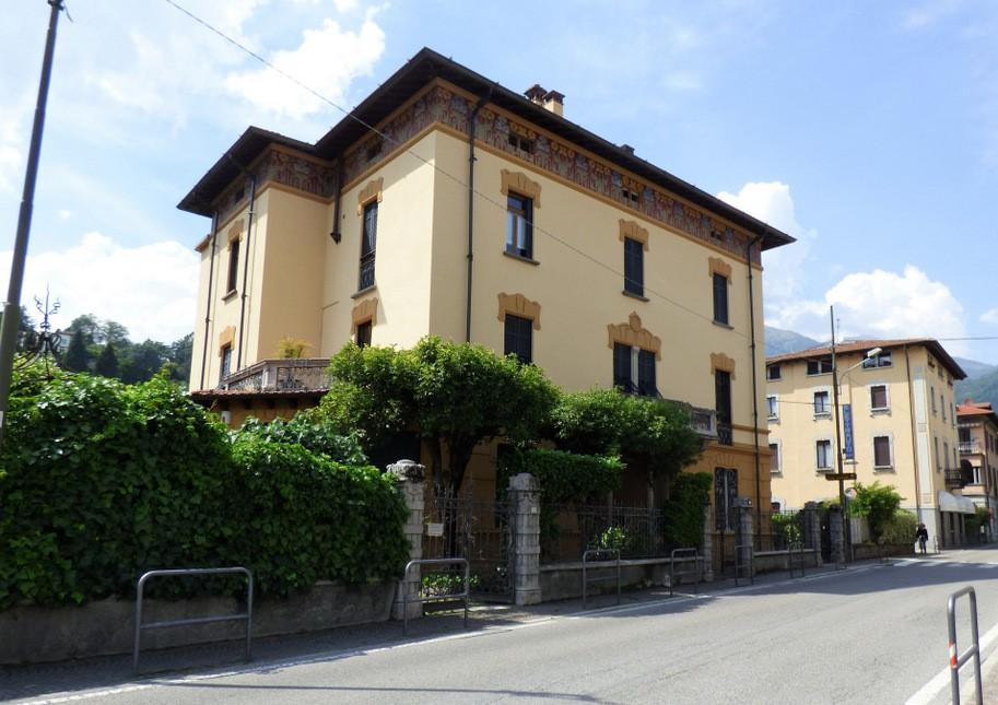 Appartamento Menaggio in villa d'epoca