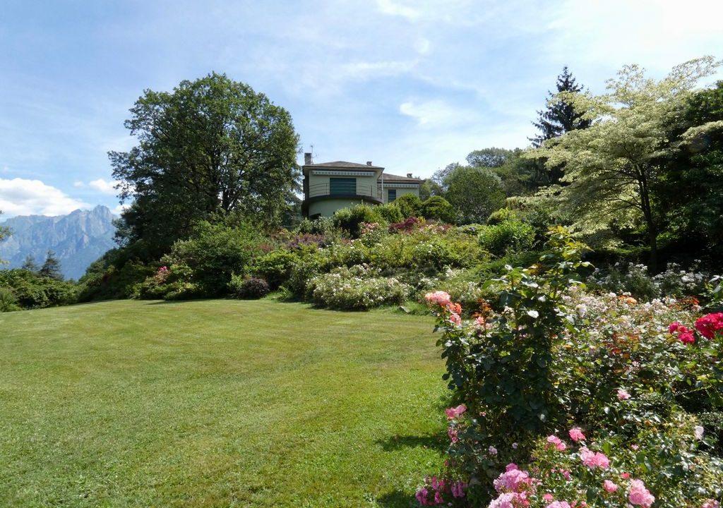 Villa di Lusso Colico Fronte Lago di Como