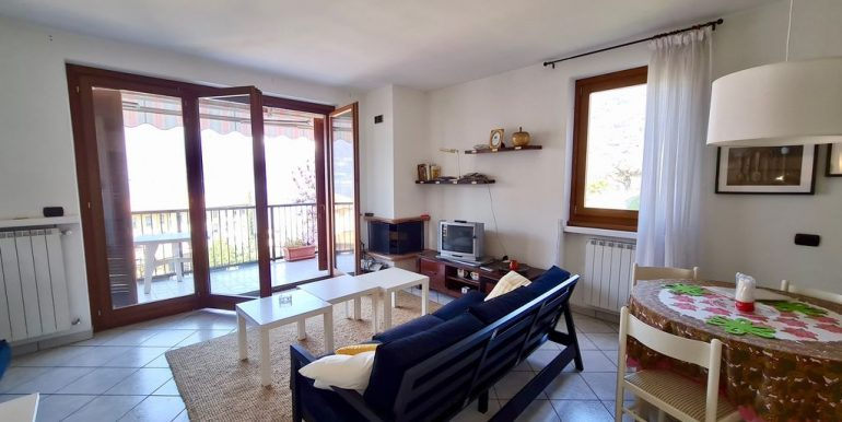Appartamento Bellano con Vista Lago Como