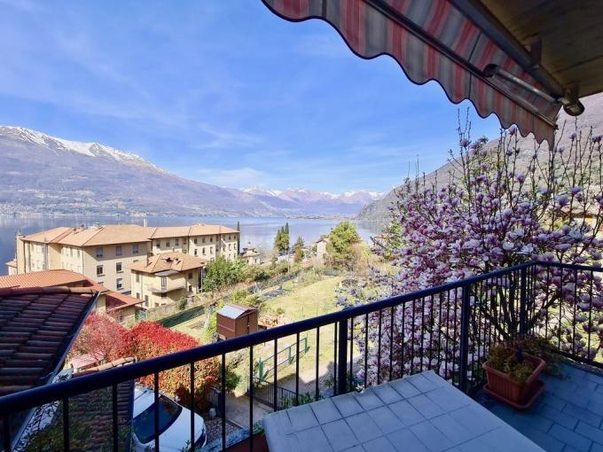 Appartamento Bellano con Vista Lago Como - terrazzo